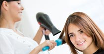 Women's Hair Service